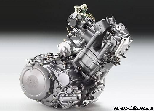 Двигатель Aprilia Pegaso